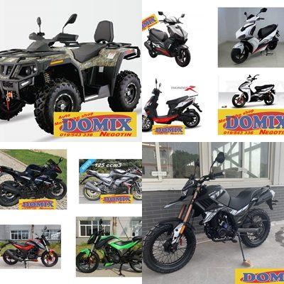 Atv,Motocikli-50,125,150,250cc,Skuteri i delovi